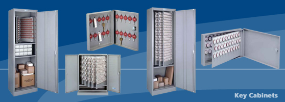Key Cabinets And ID Systems