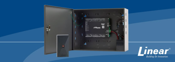 Browser Based Access Control Panel